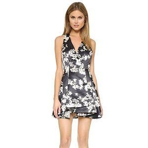 Alice + Olivia Tanner Flower Dress